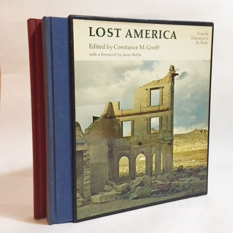 Lost America two volume set.